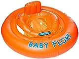 Intex Schwimmhilfe - Baby Float Schwimmring mit Sitz - Ø 76 cm - für 1-2 Jahre