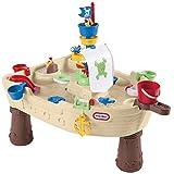 Little Tikes 628566E3 - Spieltisch Piratenschiff