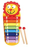 Holz-Xylophon für Kleinkinder ab 24 Monaten (Lena)