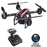 SANROCK X105W - mit Kamera ausgestatteter Quadrocopter für Kinder