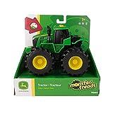 Monster-Spielzeug-Traktor mit Licht und Soundeffekten (John Deere)