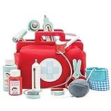 Kinder-Arztkoffer mit Holzinstrumenten (Le Toy Van)