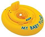 Intex Schwimmhilfe - My Baby Float - Schwimmring mit Sitz -  70 cm - fr 6-12 Monate