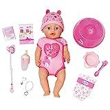 Baby Born Soft - Puppe zum Vater-Mutter-Kind spielen (Zapf Creation)