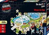 Krimi Puzzle: Die ??? Kids - Chaos im Zoo - Puzzlespiel