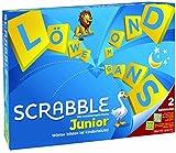 Mattel Games Y9670 - Scrabble Junior Wrterspiel und Kinderspiel, Kinderspiele Brettspiele geeignet fr 2 - 4 Kinder ab 5 Jahren