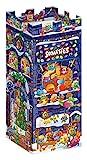 Nestlé SMARTIES bunter Adventskalender, Weihnachtskalender für Kinder, mit Schokolade und Pralinen gefüllt, für Jungen und Mädchen, 1er Pack (1 x 227g)