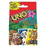 Mattel Games GKF04 UNO Junior Kartenspiel für Kinder ab 3 Jahren