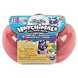 Hatchimals 6046155 - GGtibles Sammelfiguren in glitzerndem Muschel Kästchen
