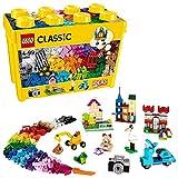 790 bunte Bausteine in großer Box (LEGO)