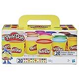 Play-Doh Knete in 20 verschiedenen Farben (Hasbro)