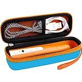 PAIYULE Tasche für Ravensburger tiptoi 00806/ 00801 / 00700 Starter-Set Stift und Bauernhof-Buch (Blau)