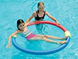 Schwimmnudel SET RING 2 Stck Poolnudel + 2 Steckverbindungen