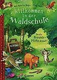 Willkommen in der Waldschule: Beste Freunde - Pfote drauf! (Loewe)