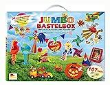 Jumbo Bastelkoffer mit vielfältigen Möglichkeiten (folia)