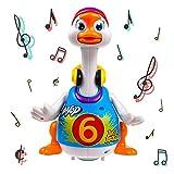 Hip-Hop-Gans - lustiges musikalisches Lernspielzeug (Think Gizmos)