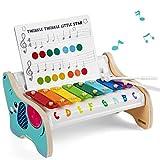 Xylophon für Kinder mit Elefanten-Design (Top Bright)