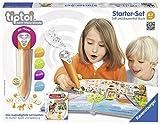 Ravensburger 00507 Lernspiel tiptoi StarterSet mit Stift und Buch