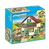 Playmobil-Bauernhaus 70133 mit vielen Tieren