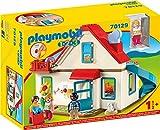 Playmobil Einfamilienhaus 70129 für Kinder ab 18 Monaten (Playmobil 1.2.3.)