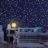 Sternenhimmel fürs Kinderzimmer: 300 Leuchtsterne (Homery)