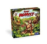 HUCH! Funky Monkey, Kartenspiel (DE, EN, FR), für 2-4 Spieler, ab 10 Jahren