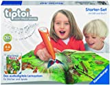 Ravensburger 00503 - Tiptoi: Starter-Set Bilderlexikon Tiere mit Stift