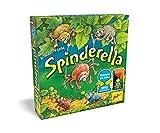 Zoch 601105077 Spinderella, Kinderspiel 2015, Kindgerechtes Wettlaufsspiel in unserschiedlichen Schwierigkeitsstufen, fr Kinder ab 6 Jahren