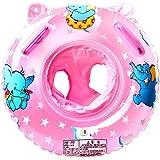 Schwimmring Baby Schwimmsitz Baby Schwimmhilfe mit Schwimmsitz PVC fr Kleinkind Schwimmhilfe Spielzeug 6 Monate bis 36 Monate (blue1)