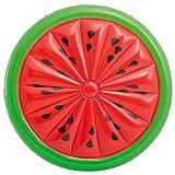 Bauer 56283EU Badeinsel Wassermelone Spielzeug, Durchmesser 183 cm