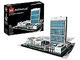 LEGO Architecture 21018 - UN-Hauptquartier, Bauspielzeug