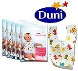 Duniwell Einweg-Lätzchen für Babys