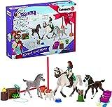 Schleich 98270 Spielset - Horse Club Adventskalender 2021 (Horse Club)