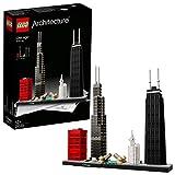 LEGO Architecture 21033 - Chicago, Skyline Baustein-Set