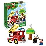 DUPLO Feuerwehrauto-Set mit Geräusch- und Lichteffekten (LEGO DUPLO)
