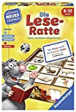 Ravensburger Spielen und Lernen 24956 - Die Lese-Ratte