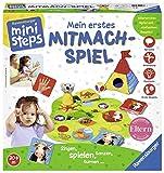 Mein erstes Mitmach-Spiel - Lernspiel mit vielfältigen Aufgaben (Ravensburger)