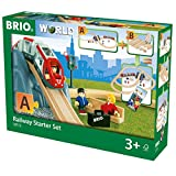 BRIO World Eisenbahn Starter Set Mit Lok Und Tunnel, Brio World Eisenbahn Zubehör, Holzeisenbahn
