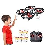 Tomzon kollisionssichere Kinderdrohne RC-Quadrocopter
