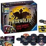 Ravensburger Werwölfe Epic Battle - Best-of der beliebten Werwölfe-Reihe, Gesellschaftsspiel, Partyspiel, Kartenspiel für Erwachsene und Kinder ab 10 Jahren