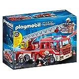 Feuerwehr-Leiterfahrzeug mit Licht und Sound (Playmobil)