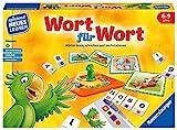 Ravensburger 24955 - Wort für Wort - Spielen und Lernen für Kinder, Lernspiel für Kinder von 6-9 Jahren, Spielend Neues Lernen für 1-4 Spieler