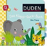 Das Klapp-Guck-Buch: Die Tiere (DUDEN)