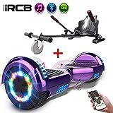 Kinder-Hoverboard mit Go-Kart-Aufsatz (RCB)