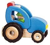 Spielzeug-Traktor für Babys und Kleinkinder (Goki)