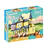 Playmobil-Puppenhaus von Dreamworks Spirit: Luckys glückliches Zuhause 9475