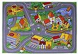 Stadt-Spielteppich für's Kinderzimmer 'Stadt' (Associated Weavers)