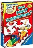 Was passt zusammen? - Lernspiel für Wahrnehmung und Konzentration (Ravensburger)