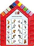 Logo Lernhaus: Set 1 Kinderwissen 3-4-jährige Kinder: Mein Lernsteckspiel: Spielen - Lernen - Kontrollieren / Set 1 Kinderwissen 3-4-jährige Kinder ... Spielen - Lernen - Kontrollieren)
