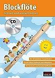 CASCHA Blockflte - Schnell und einfach lernen + CD